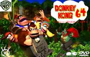 DK64 DVD