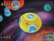 Inside the starshroom 2 by Peach X Yoshi