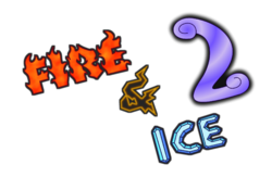 Fire & Ice 2 Logo New
