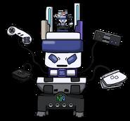 Hybrid Systems with Amiibo