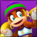 Purpleverse Portal thing - Tiny Kong