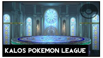 Kalos Pokemon League