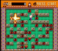 Super Bomberman 1-1