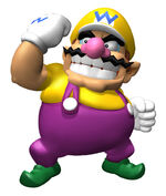 WW Artwork Wario 3