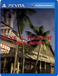 Police & Terrorist Survival Instint psvita