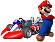 185px-Mario Artwork - Mario Kart Wii
