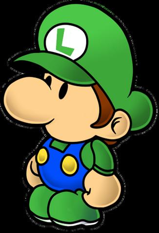 File:Paper Baby Luigi.png