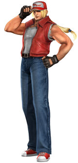 King-Of-Fighters-Maximum-Impact-Official-Render-Artwork-Terry-Bogard-Standard