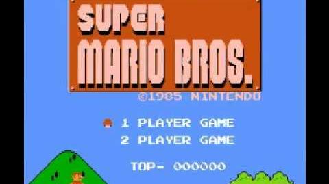 Super Mario Bros (NES) Music - Underground Theme