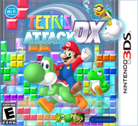 Tetris Attack DX 3DS