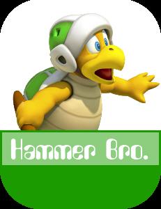 Hammer Bro. MR