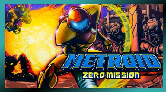 Nintendo30Game MetroidZeroMission