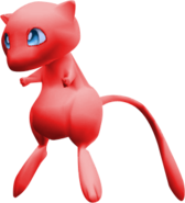 Xyphyl the Red Mew
