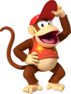 100px-Diddy Kong