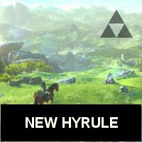 NewHyrule dojo
