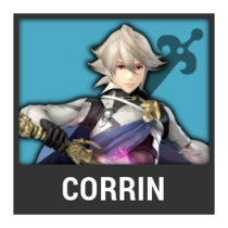ACL -- Super Smash Bros. Switch character box - Corrin