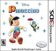 Disney Pinocchio box art
