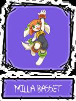 Milla Basset SSBR