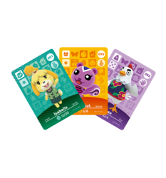 Animal Crossing amiibo Cards - Series 1