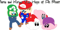 Mario & Kirby: The Hope of All Realms