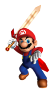 Mario (without Shield)