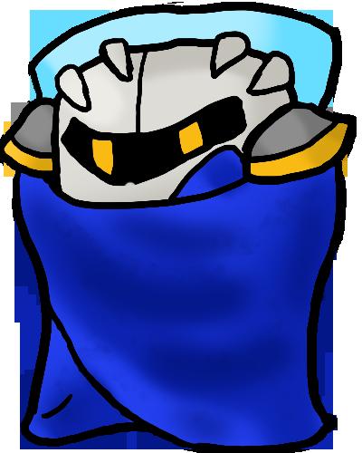 Meta Knight Amythyst