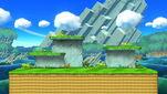 Mushroom Kingdom U SSB4