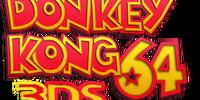 Donkey Kong 64 3DS