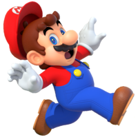 Mario artwork (Mario Party 10)