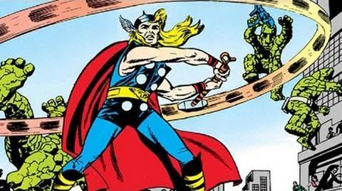 Superhero Origins Thor-0