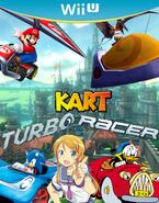 Turbo kart racer box
