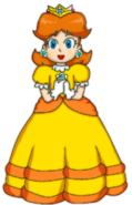 Princess Daisy official artwork
