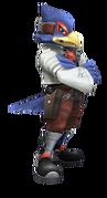 259px-Falco Sprite SSBB