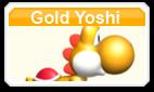 Gold Yoshi MSMWU