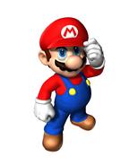 Mario (mario and Kirby)