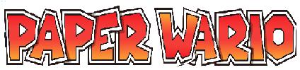 File:Paper Wario Logo.png