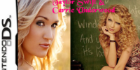 Mario Singalong to Go: Taylor Swift & Carrie Underwood!