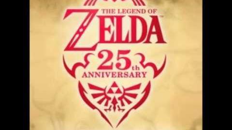Gerudo Valley - Legend of Zelda 25th Anniversary Symphony