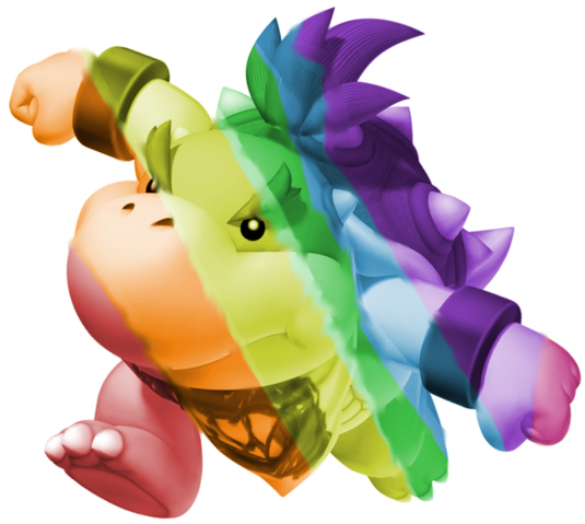 File:Rainbow Bowser Jr.png