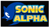 SonicAlphaLogoBadge