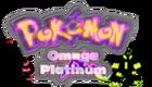 Pokemon Omega Platinum Logo