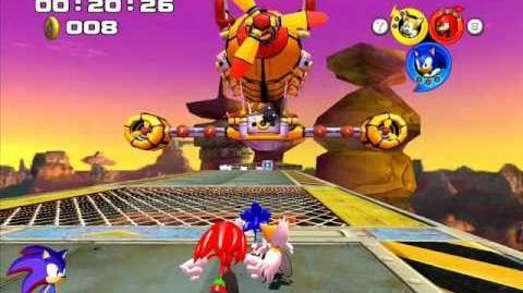 Sonic Heroes - Egg Albatross Fast Tempo Remix