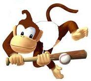 Donkey kong jr. baseball