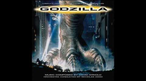 Godzilla Score ''The Beginning'' - David Arnold