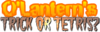 O'Lantern's Trick or Tetris Logo