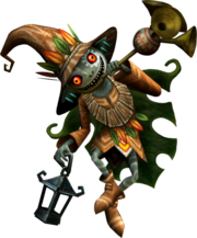 SKULLKID TWILIGHT PRINCESS