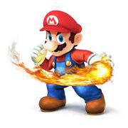 Smash - Mario