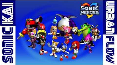 Sonic Heroes Music CASINO PARK