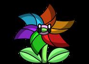 Cyclonic Flower