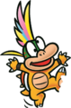 Lemmy Koopa- Super Mario World Fusion